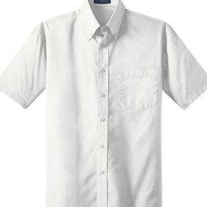 Eddie Bauer Men's Short Sleeve Button-Down